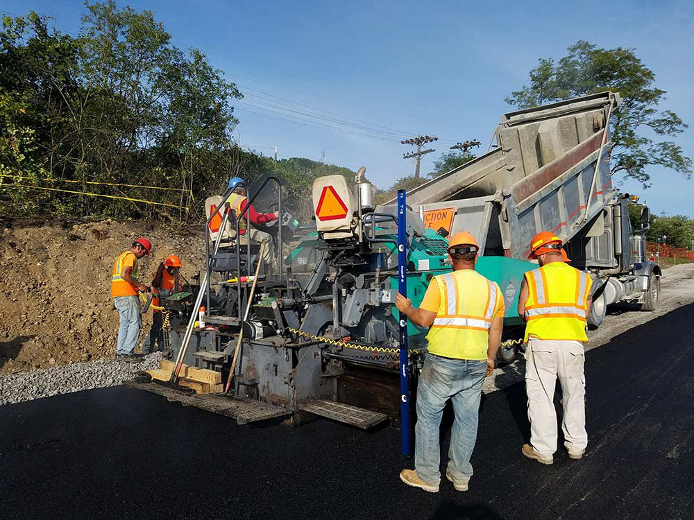 united asphalt company